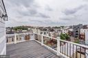 Rooftop Deck - 1354 MERIDIAN PL NW #1 & 2, WASHINGTON
