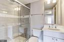 Ensuite/ Dual-Entry Bath - 1354 MERIDIAN PL NW #1 & 2, WASHINGTON