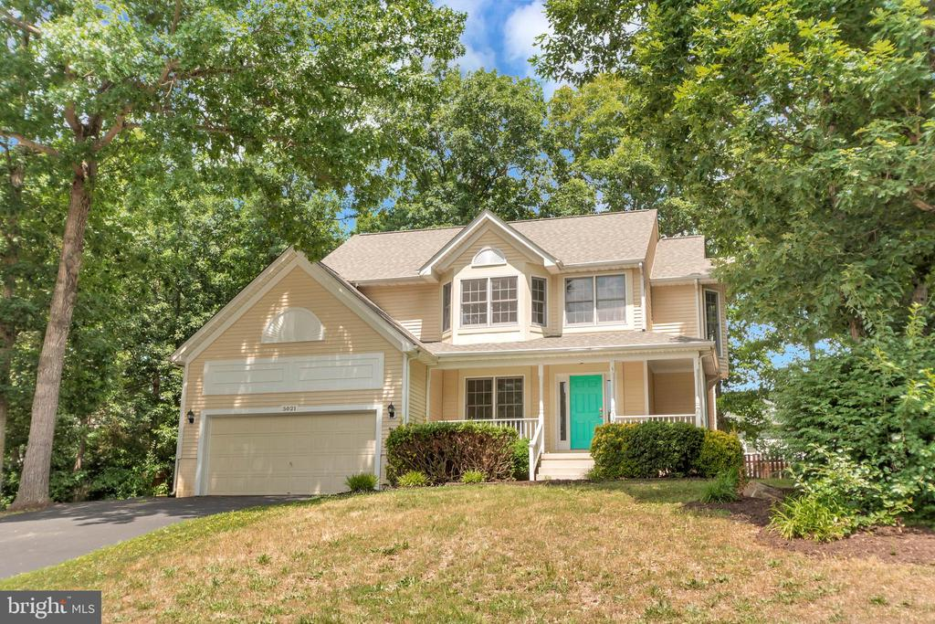 Beautifully Renovated Colonial - 5021 QUEENSBURY CIR, FREDERICKSBURG