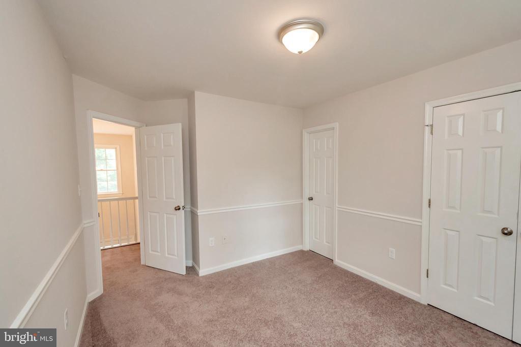 Bedroom 3 - 5021 QUEENSBURY CIR, FREDERICKSBURG