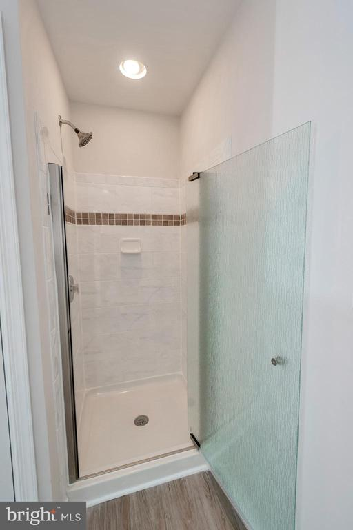 Master Shower All NEW - 5021 QUEENSBURY CIR, FREDERICKSBURG