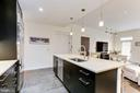 Kitchen - 1700 CLARENDON BLVD #124, ARLINGTON