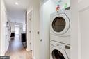 Washer/Dryer - 1700 CLARENDON BLVD #124, ARLINGTON