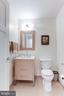 Half Bath - 1700 CLARENDON BLVD #124, ARLINGTON