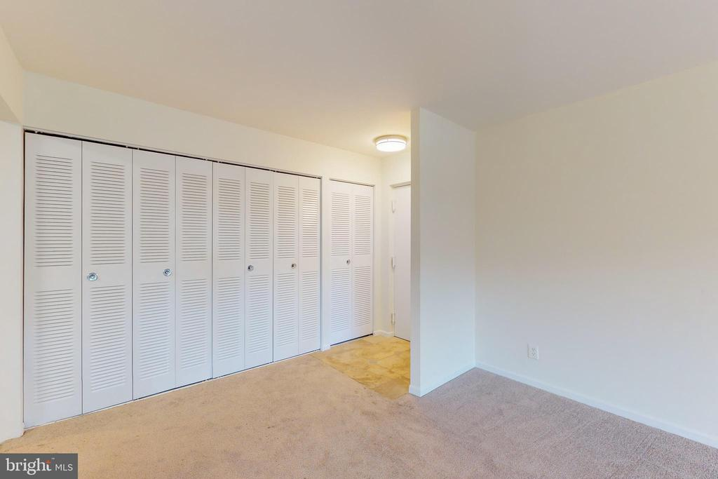 Lots and lots of storage - 7806 DASSETT CT #203, ANNANDALE