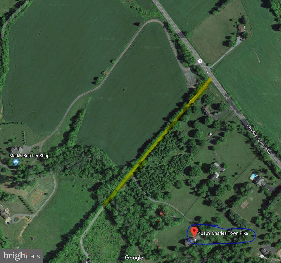 Map - 0 CHARLES TOWN PIKE, HAMILTON