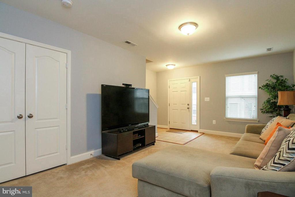 Basement - 4306 POTOMAC HIGHLANDS CIR #41, TRIANGLE