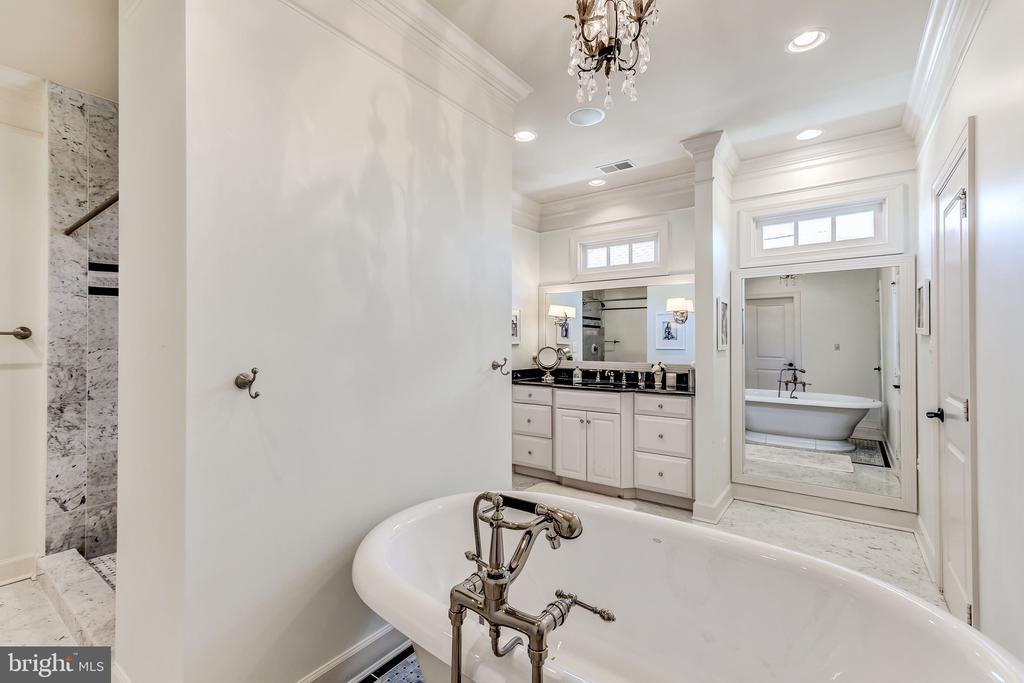 Master Bath - 18278 RIVIERA WAY, LEESBURG