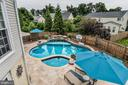POOL! - 5713 REGAL CREST CT, CLIFTON