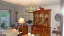 Living room dining room combo - 409 GREENBRIER CT #409, FREDERICKSBURG