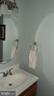 half bath on main level - 409 GREENBRIER CT #409, FREDERICKSBURG