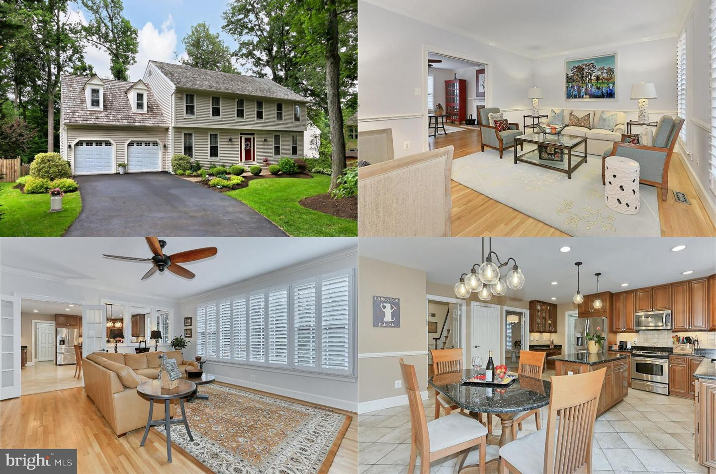 Single Family for Sale at 13826 Foggy Hills Ct Clifton, Virginia 20124 United States