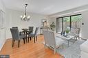 Modern open floorpan - 2100 LEE HWY #123, ARLINGTON