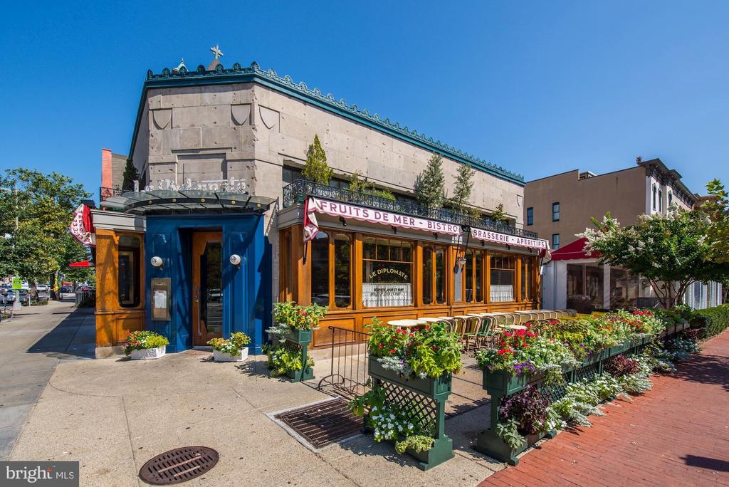 Neighborhood international eateries - 1427 RHODE ISLAND AVE NW #PH3, WASHINGTON