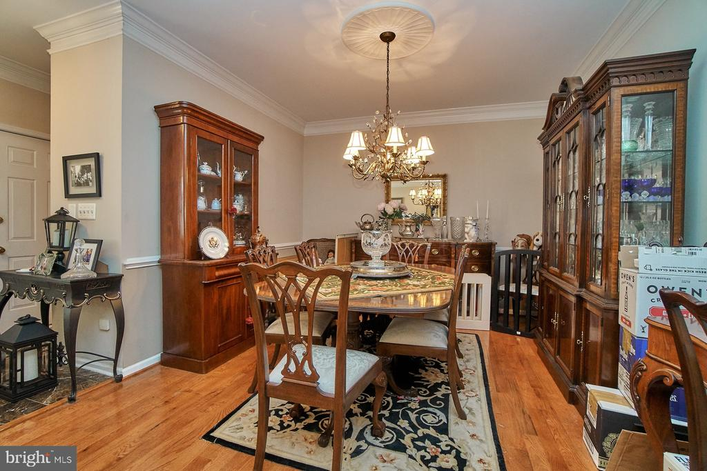 Hardwood Floor - 5642 WHEELWRIGHT WAY, HAYMARKET