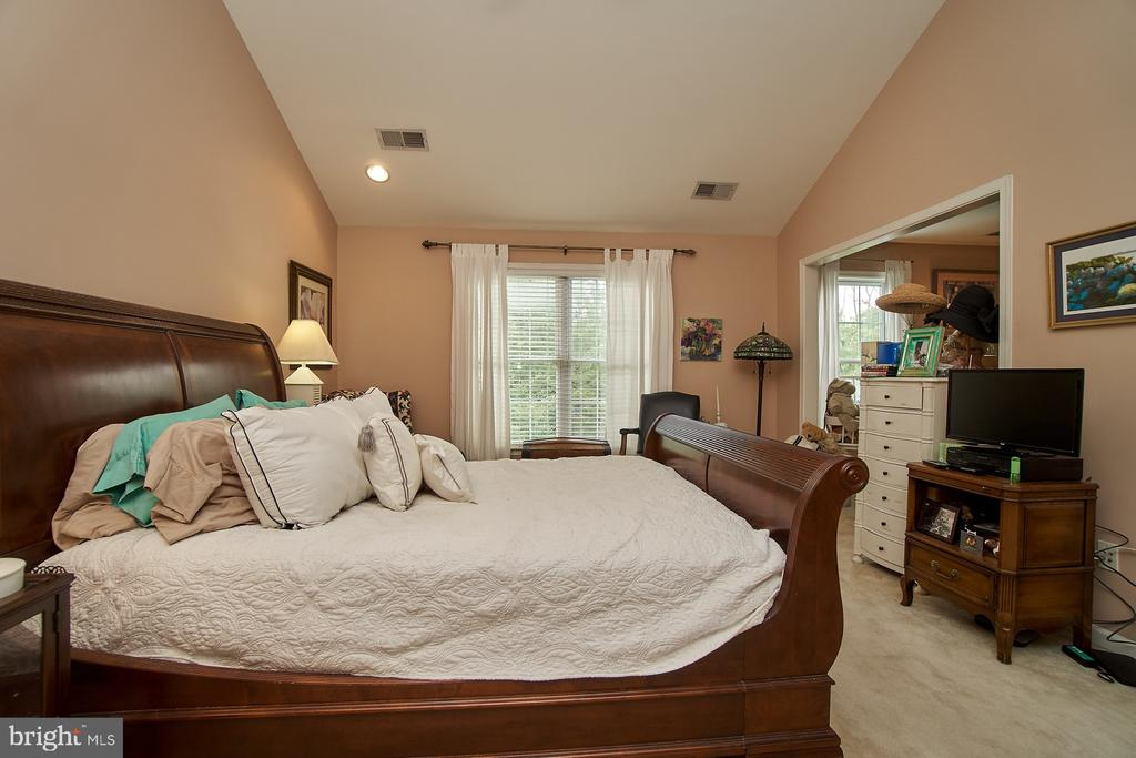 Master Bedroom - 5642 WHEELWRIGHT WAY, HAYMARKET
