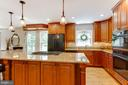 Custom Cabinets and wood work - 4321 FALLSTONE PL, DUMFRIES