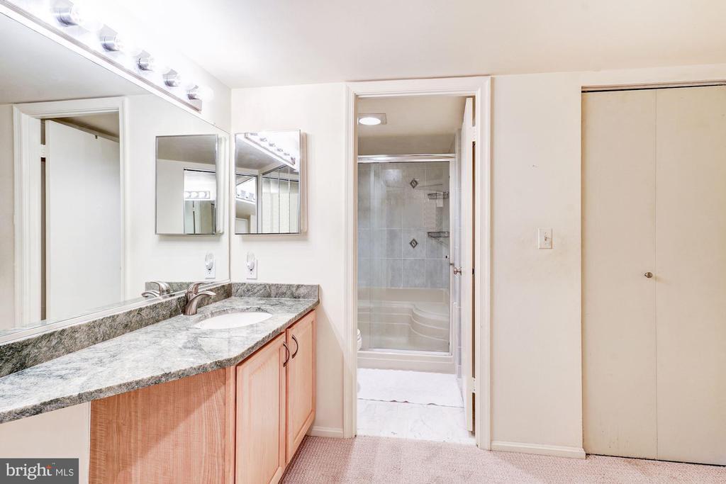 Bathroom - 2100 LEE HWY #314, ARLINGTON
