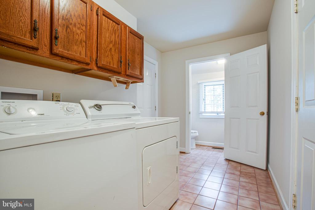 Laundry Room - 118 RINGGOLD RD, FREDERICKSBURG