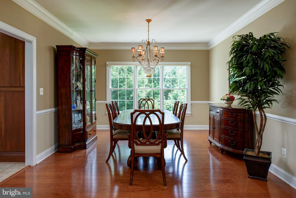 Formal dining room! - 43872 ASHLAWN CT, ASHBURN