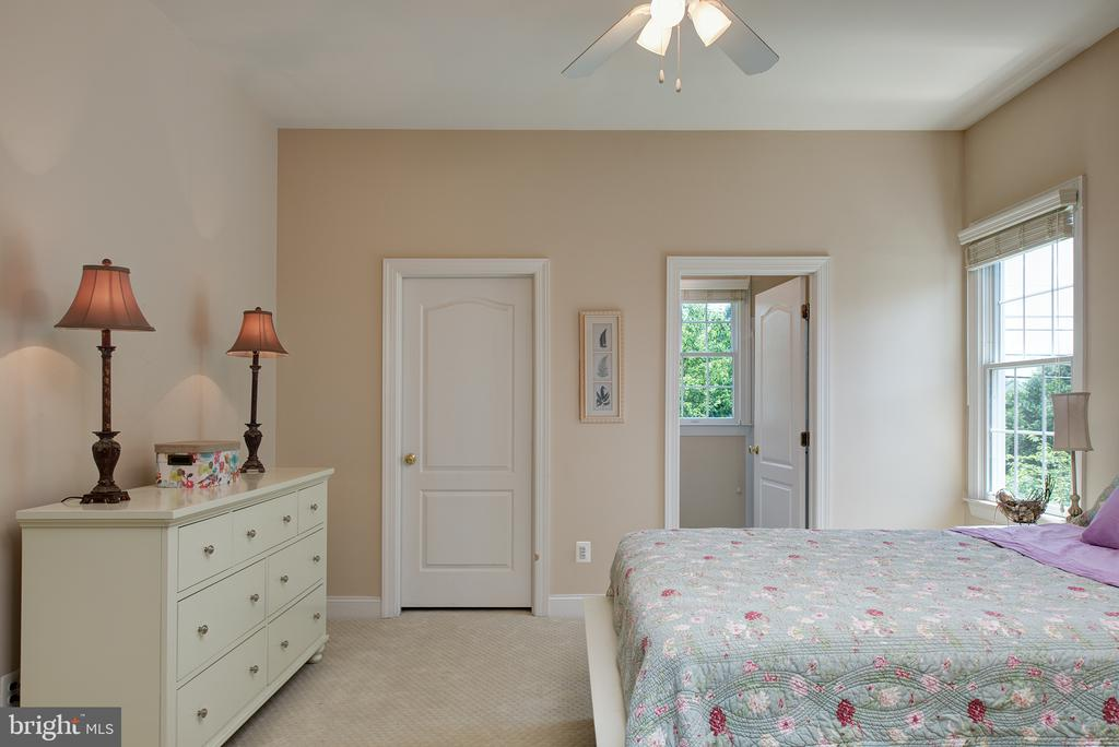Main level master suite with tons of light! - 43872 ASHLAWN CT, ASHBURN