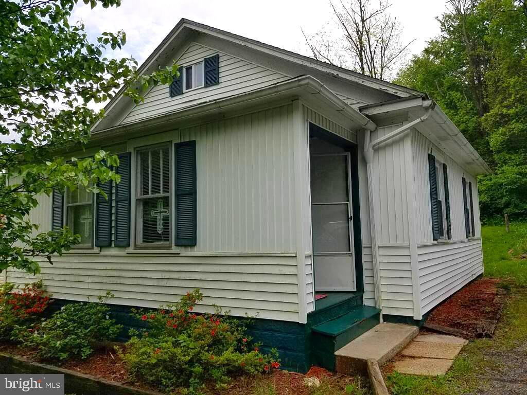Single Family Homes para Venda às Eckhart Mines, Maryland 21528 Estados Unidos