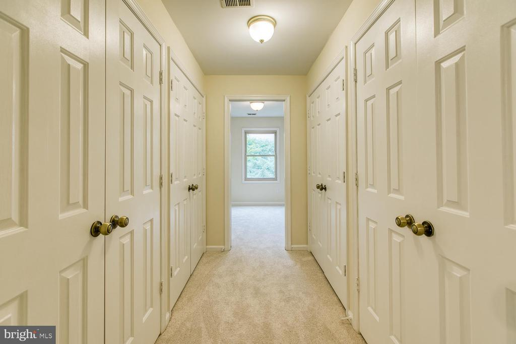 Tons of Closet Space that leads to separate area - 2316 HARPOON DR, STAFFORD