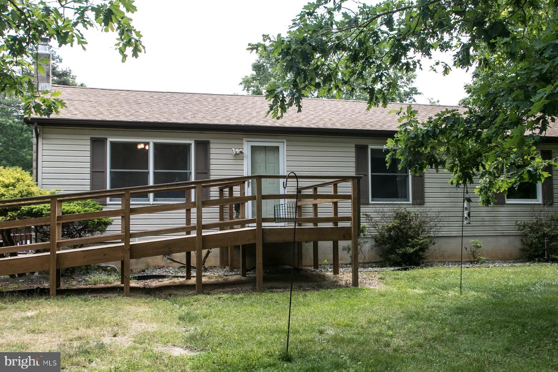 Single Family Homes для того Продажа на Milmay, Нью-Джерси 08340 Соединенные Штаты