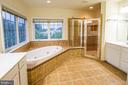 Amazing soaking tub - 18926 ROSINGS WAY, TRIANGLE