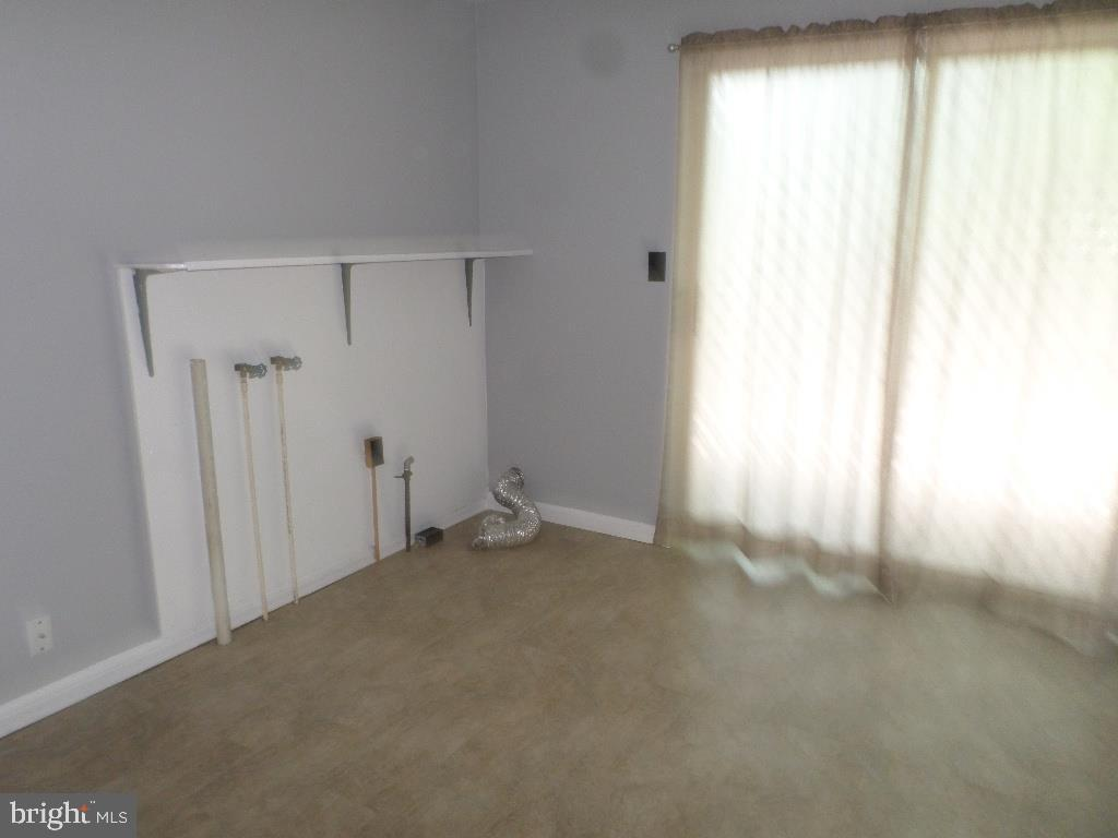 Convenient First Floor Laundry