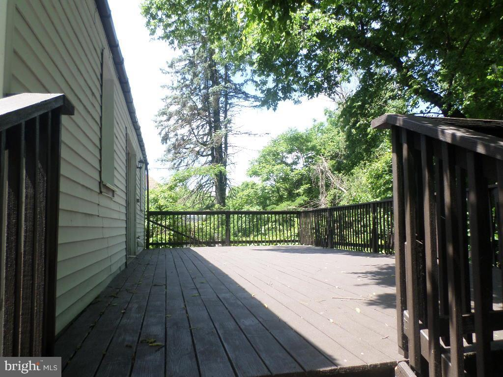Private Party Deck