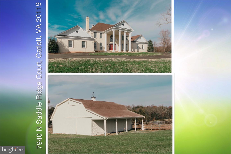 single family homes för Försäljning vid Catlett, Virginia 20119 Förenta staterna
