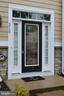 Beautiful Transom Window - 210 MONROE POINT DR, COLONIAL BEACH