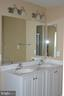 Master bath-Large light filled space! - 210 MONROE POINT DR, COLONIAL BEACH