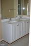 Master bath-Dual vanities! - 210 MONROE POINT DR, COLONIAL BEACH