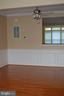 Formal Dining Room with wainscotting! - 210 MONROE POINT DR, COLONIAL BEACH