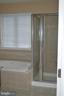 Separate shower and tub! - 210 MONROE POINT DR, COLONIAL BEACH
