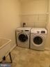 Laundry room with washer & dryer on 1st level - 12302 HUNGERFORD MANOR CT, MONROVIA