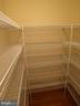 Large pantry for all of your food storage needs - 12302 HUNGERFORD MANOR CT, MONROVIA