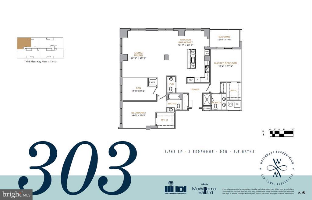 - 225 STRAND ST #303, ALEXANDRIA