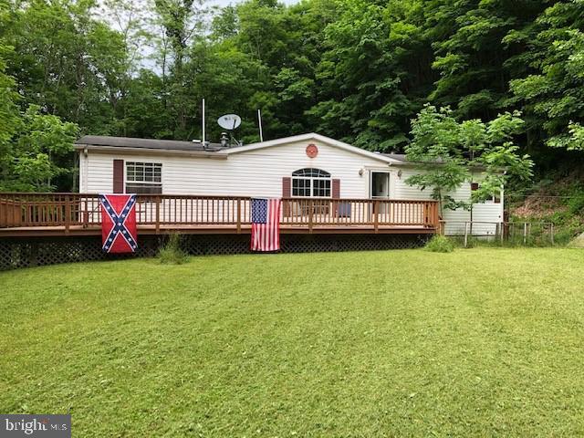 Single Family Homes para Venda às Seneca Rocks, West Virginia 26884 Estados Unidos