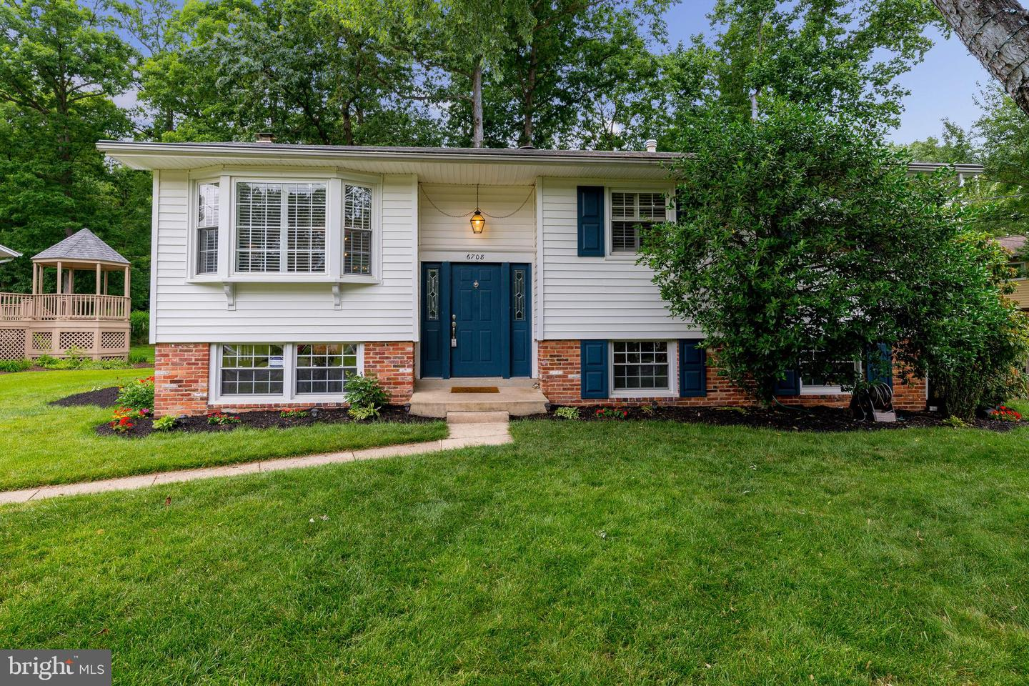 6708 WALKER BRANCH DRIVE, LAUREL, Maryland