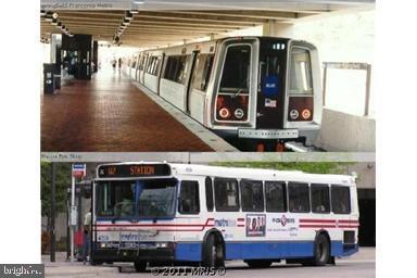 Great commuter options. Even a slug line! - 8303 BOTSFORD CT, SPRINGFIELD