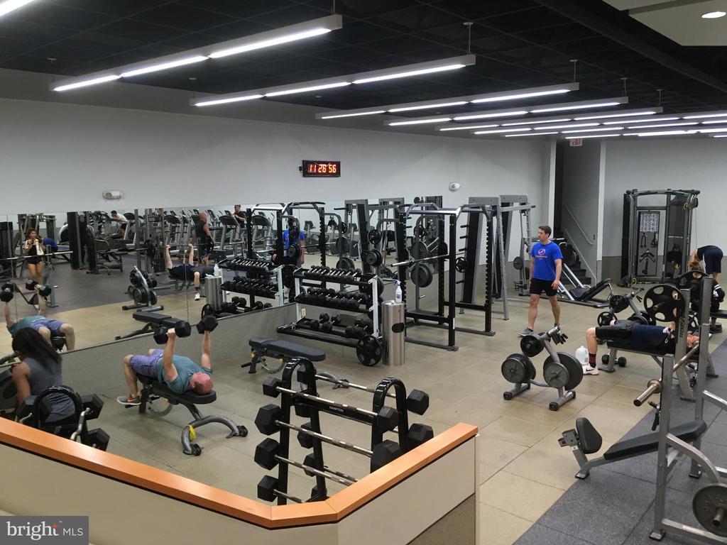Fitness Center - 1121 ARLINGTON BLVD #808, ARLINGTON