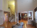 Great Room / Kitchen - 42677 EMPEROR DR, BRAMBLETON