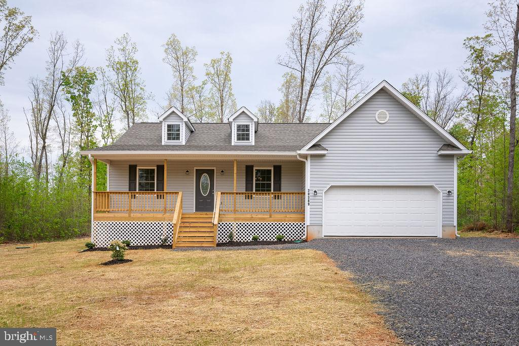 Single Family for Sale at 13199 Marquis Rd Unionville, Virginia 22567 United States