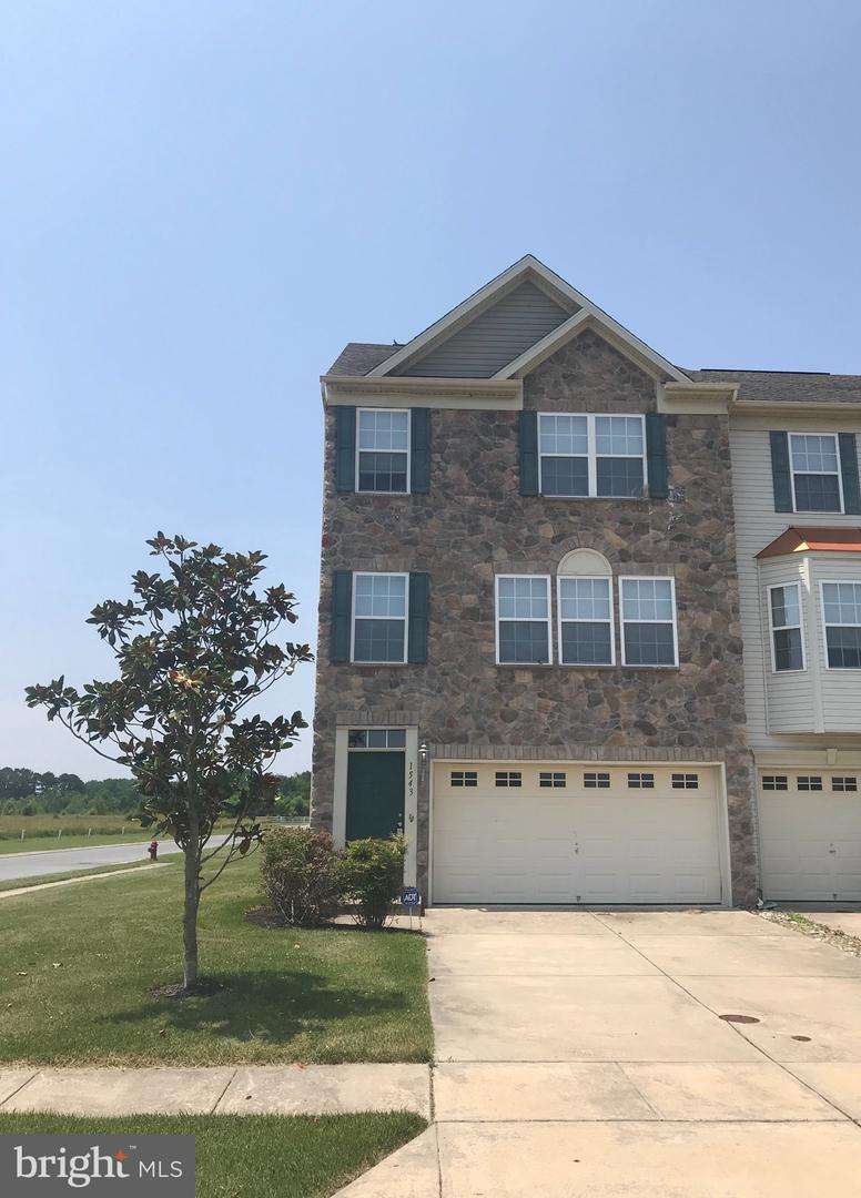 Single Family for Sale at 1543 Global Cir Cambridge, Maryland 21613 United States