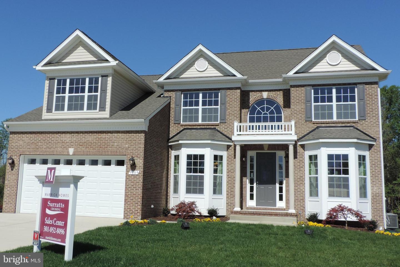 Single Family Homes för Försäljning vid Clinton, Maryland 20735 Förenta staterna