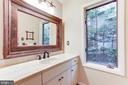 First floor full bathroom - 11583 LAKE NEWPORT RD, RESTON