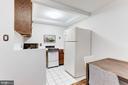 Lower level kitchen - 11583 LAKE NEWPORT RD, RESTON